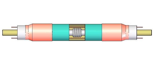 компенсаторы сильфонные осевой в ппу изоляции