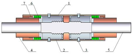САКЗ мк-2 схема соединения