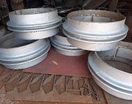 Компенсаторы по типу 14ОСТ 34.10.570-93 из нержавеющей стали